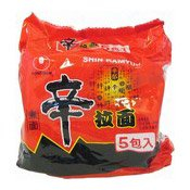Shin Ramyun Multipack (Gourmet Spicy) (農心辛拉面)