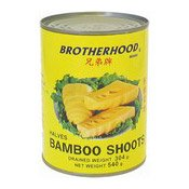Bamboo Shoots (Halves) (鮮嫩筍塊)