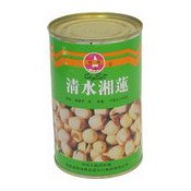 Lotus Seeds (Boiled Lotus Nuts) (清水湘蓮)