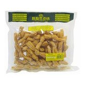 Dried Beancurd Twists (豆皮結)