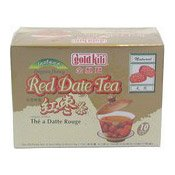 Instant Longan Honey Red Date Tea (10 Sachets) (紅棗茶)