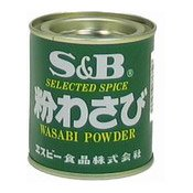 Selected Wasabi Powder (日本芥辣粉)