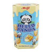 Hello Panda Biscuits (Milk Filling) (牛奶味熊猫餅)