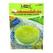 Thai Custard Mix Pandan Flavour (香蘭葉吉士打粉)