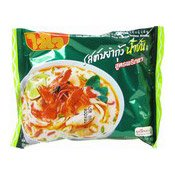 Instant Noodles (Tom Yum Shrimp Cream Soup Flavour) (偉偉酸湯麵)