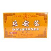 Oolong Tea (100 Teabags) (烏龍茶茶包FL002)