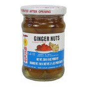 Ginger Nuts In Heavy Syrup (Stem) (糖漿姜子)