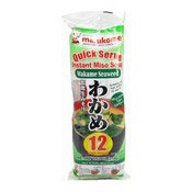 Instant Miso Soup (Wakame Seaweed) (麵豉湯包)
