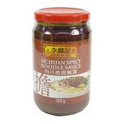 Sichuan Spicy Noodle Sauce (李錦記四川面醬)