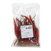 Red Birdseye Chillies (新鮮紅辣椒)