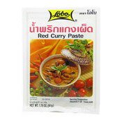 Red Curry Paste (紅咖哩醬)