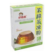 Jelly Powder Green Tea Flavour (好媽媽綠茶布丁粉)