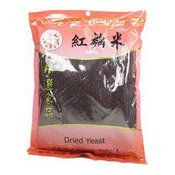 Dried Red Yeast Rice (Red Koji) (紅糟米)
