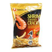 Shrimp flavoured Cracker (Hot & Spicy) (農心蝦條 (辣味))