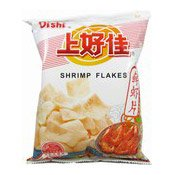 Shrimp Flakes (Prawn Crackers Crisps) (上好佳蝦片)