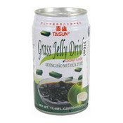 Grass Jelly Drink (Coconut Flavour) (泰山仙草蜜 (椰子味))