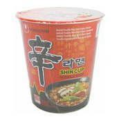 Shin Cup Noodles (Hot & Spicy) (農心特辣杯面)