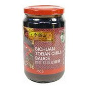 Sichuan Toban Chilli Sauce (Pixian Douban Chilli Bean Paste) (李錦記四川紅油豆辦醬)