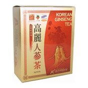 Korean Ginseng Tea (高麗人參茶)