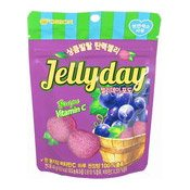 Jellyday Gummy Candy (Grape Flavour) (葡萄軟糖)