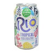 Rio Tropical Sparkling Juice Drink (里約果汁汽水)