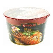 Myojo Instant Noodles Multi-pack (Spicy Lobster Hotpot Flavour) (明星辣龍蝦拉麵)