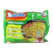 Indomie Instant Noodles Vegetable Flavour (營多印尼麵 ((蔬菜檸檬味))