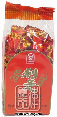 Lucky Candy (Strawberry Candy) (嘉頓利是糖) - Click Image to Close
