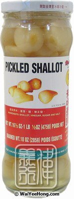 Pickled Shallot (美珍和味蕎頭) - Click Image to Close