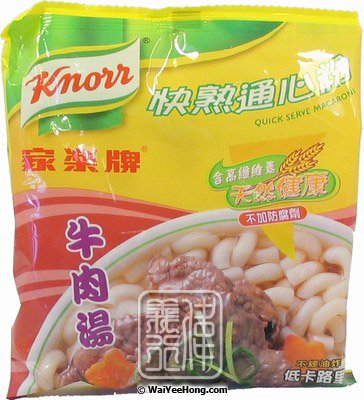 Instant Macaroni (Beef) (快熟通心粉 (牛肉)) - Click Image to Close