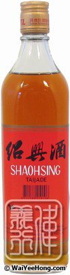 Shao Hsing Rice Wine (13.5%) (台灣紹興酒) - Click Image to Close