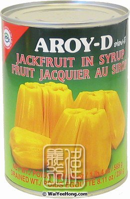 Jackfruit In Syrup (菠蘿蜜) - Click Image to Close