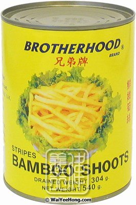 Bamboo Shoots (Strips) (兄弟鮮嫩荀絲) - Click Image to Close