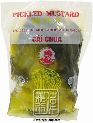 Pickled Mustard With Chilli (雄雞包裝辣咸酸菜) - Click Image to Close