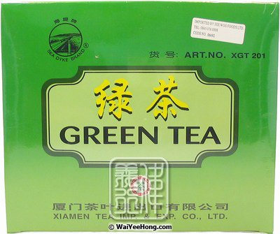 Green Tea (100 Bags) (海隄牌綠茶包) - Click Image to Close