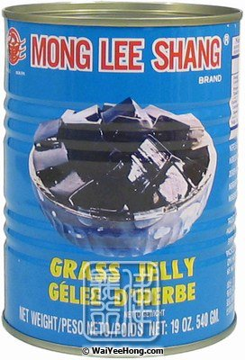 Grass Jelly (萬里香爽滑涼粉) - Click Image to Close