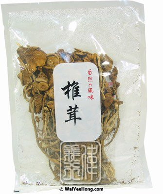 Dried Mushrooms (Cha Shu Gu) (茶樹菇) - Click Image to Close