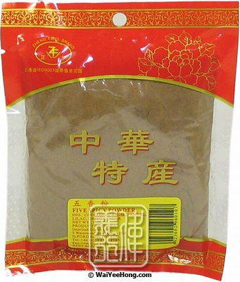 Five Spice Powder (正豐五香粉) - Click Image to Close