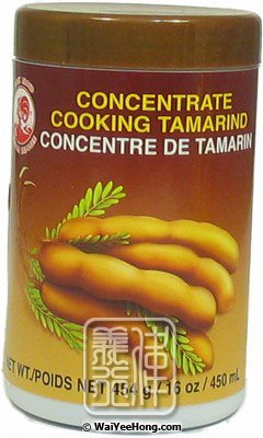 Concentrated Cooking Tamarind (雄雞酸子醬) - Click Image to Close