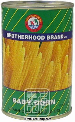 Baby Corn (兄弟珍珠筍) - Click Image to Close