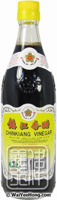 Chinkiang Black Rice Vinegar (金梅鎮江香醋) - Click Image to Close