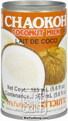 Coconut Milk (查哥椰奶) - Click Image to Close