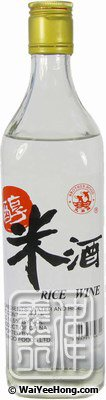 Chinese White Rice Cooking Wine (14.5%) (兄弟米酒) - Click Image to Close