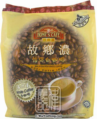 Ipoh 3 in 1 White Coffee Drink (Original) (15 Sticks) (怡保白咖啡) - Click Image to Close