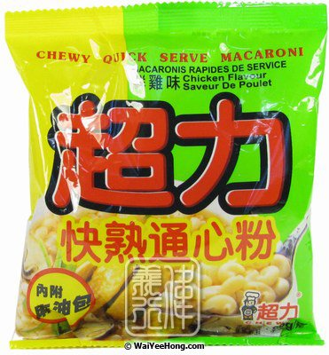 Instant Macaroni (Chicken) (快熟雞通心粉) - Click Image to Close