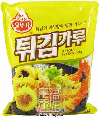Ottogi - Frying mix (天婦羅炸粉) - Wai Yee Hong