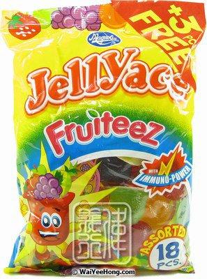 Magnolia - Jellyace Fruiteez Assorted Mini Jellies (水果嘟哩杯 ...