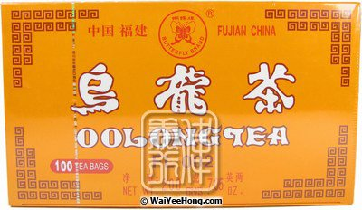Oolong Tea (100 Teabags) (烏龍茶茶包) - Click Image to Close