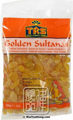 Golden Sultanas (葡萄乾) - Click Image to Close