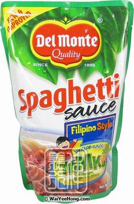 Spaghetti Sauce Filipino Style Larger Image